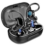 LYCHL Auriculares Inalambricos Deportivos, Auriculares Bluetooth 5.0 Sport IP7 Impermeable...