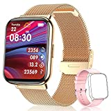 TagoBee Smartwatch Mujer,IP68 Impermeable con 1.69' Táctil Completa Reloj Inteligente Mujer...